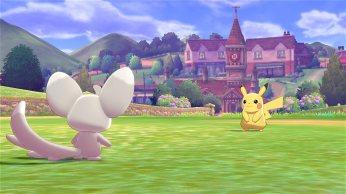 Mincino VS Pikachu